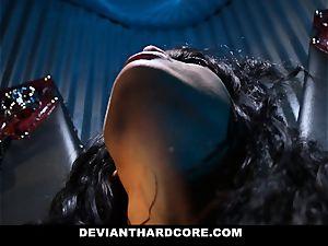 DeviantHardcore - Latina mummy dominated