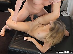 Ani cravings his load in every fuckhole