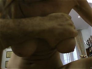 Alice Romain getting plumbed by Rocco Siffredi