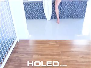 HOLED Natalia Starr gets her bootie opened up with fuck-stick
