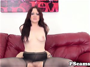 sandy-haired webcam stunner Jessica Ryan pussyfucked