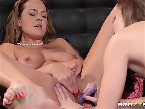 sitter Lily love gets ravaged by Elexis Monroe