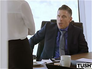 TUSHY Bree Daniels very first ass fucking fuck-a-thon vignette