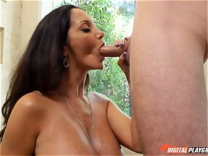 horny brunette Ava Addams has her killer poon violated into