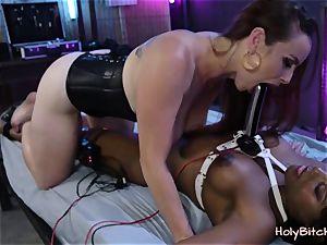 taut Eboby in splendid bondage & discipline pornography