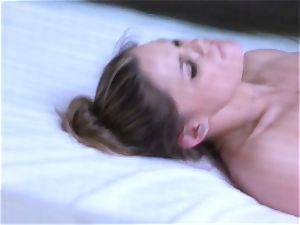 Brianna brown caught on spy cam as she boinks
