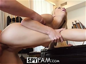 SPYFAM numerous Step moms ravaged in SECRET compilation
