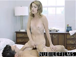 NubileFilms - Day Dreaming About dick Till She blows a load