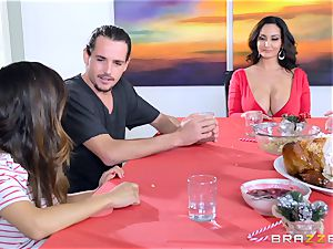 Ava Addams pounded in her super hot slit