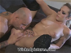 Rampant role play for Bailey Blue and a super hot guy