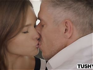 TUSHY crazy nubile Gets Gaped By Her best friends parent