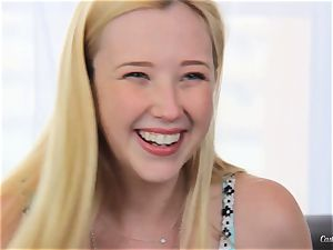Samantha Rone is dynamite at her audition