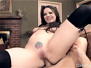 fabulous Dana DeArmond gets a point of view arse plumb