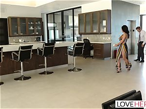 LoveHerFeet - Sneaky cheating sole lovemaking With The Realtor